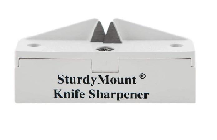 Afilador de mesa para cuchillos