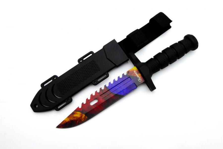 Cuchillo táctico 3D Print