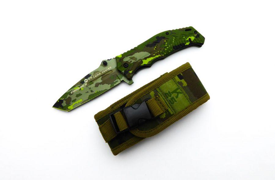Navaja K25 Chinook-II