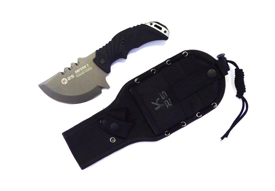 Cuchillo táctico K25 Defcon 3