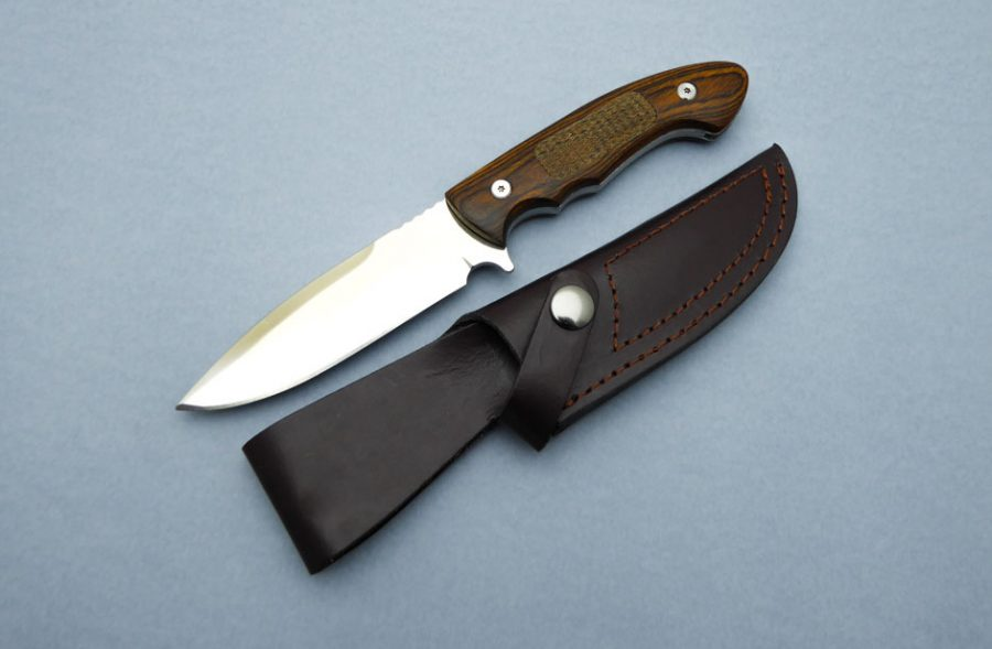 Cuchillo de caza deportivo