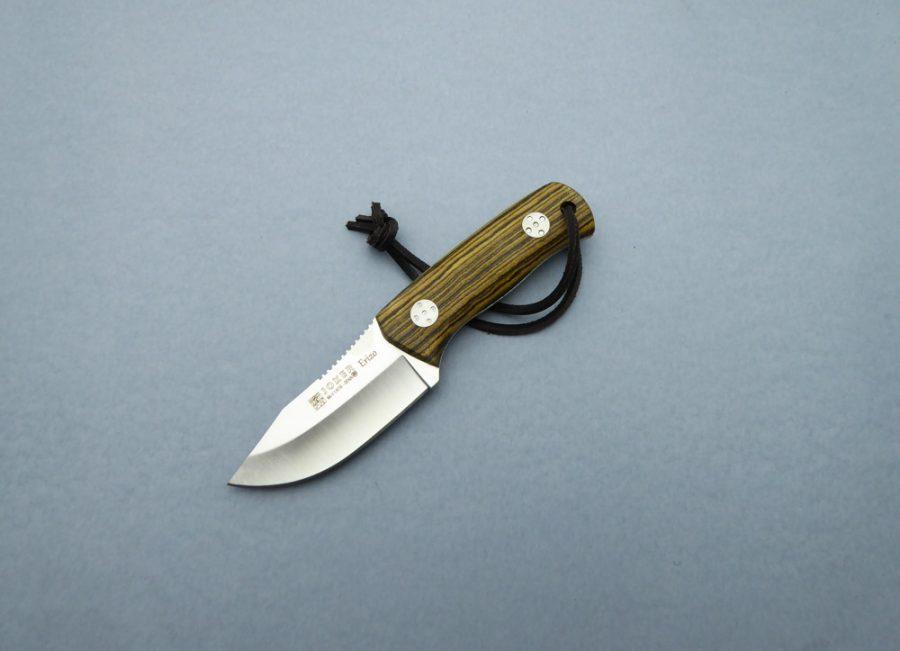 Cuchillo de monte Erizo bocote Joker