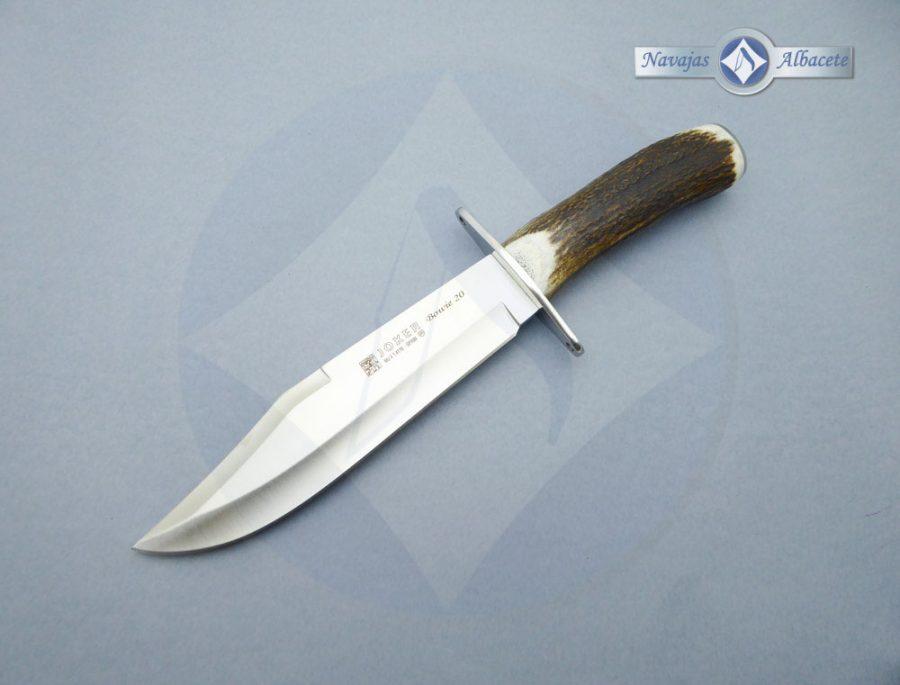 Cuchillo de caza Bowie 20 Joker