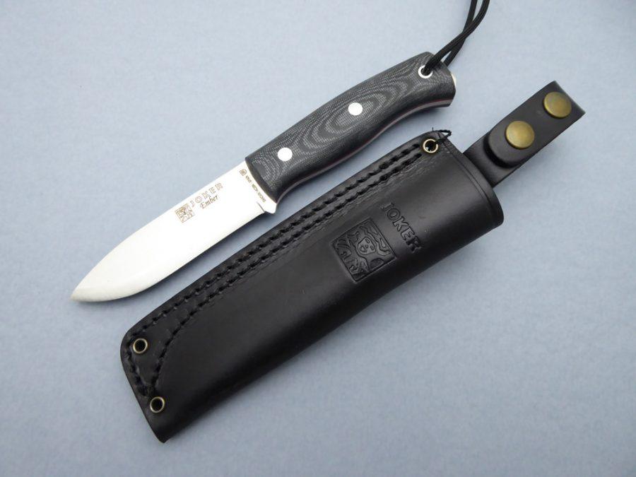 Cuchillo de monte Ember